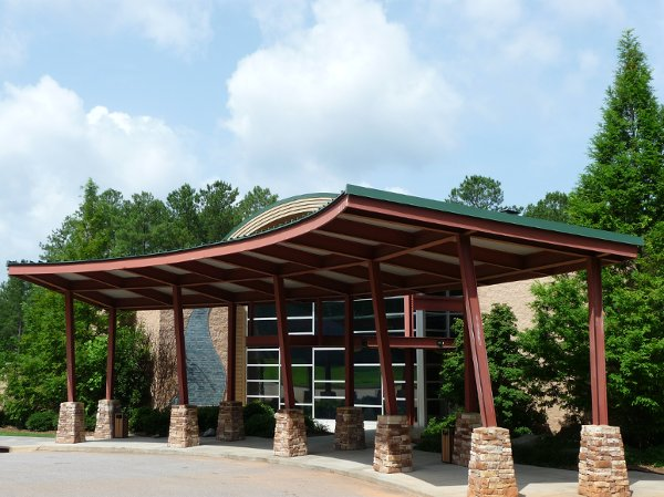 Saluda Shoals River Center